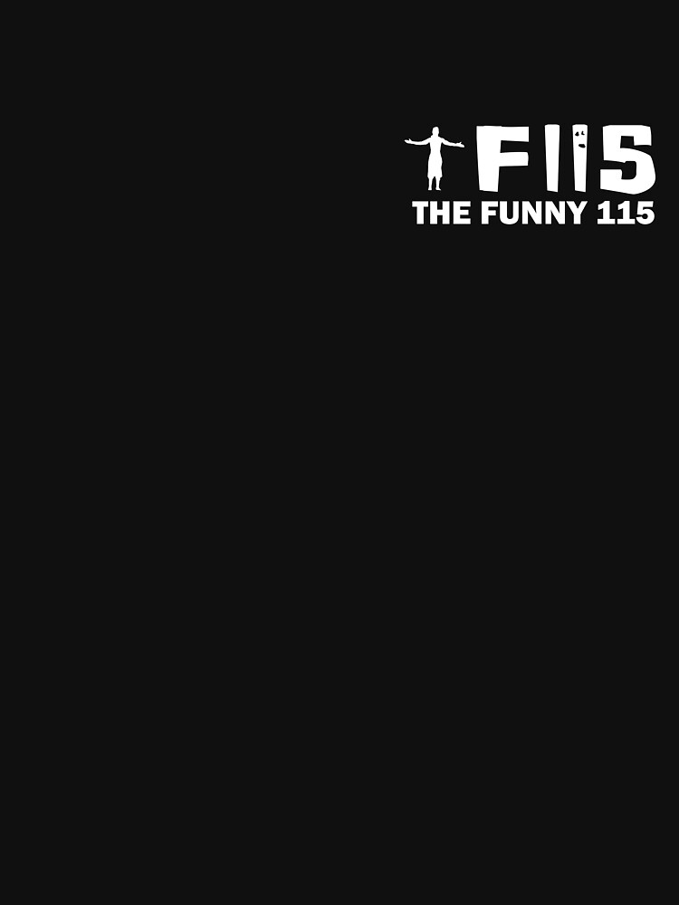 The Funny 115 - Left Chest by MarioMangler