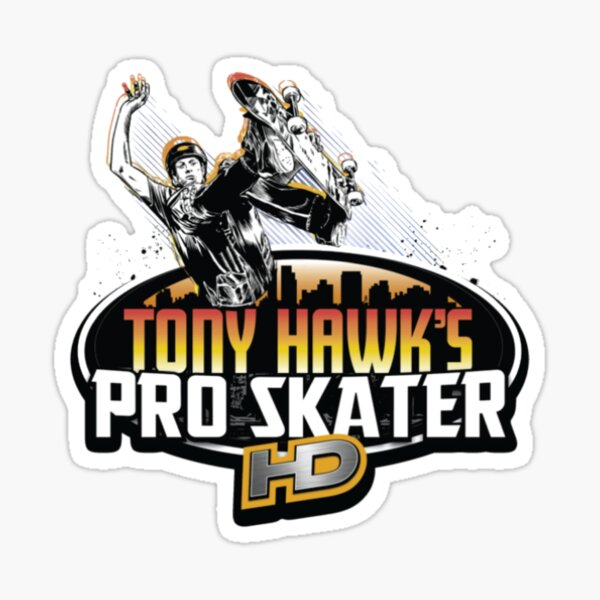 Tony Hawk's Pro Skater HD Sticker