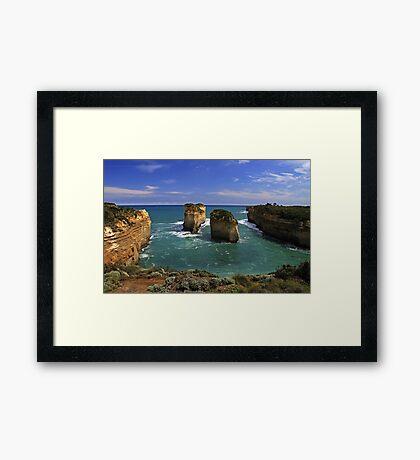 Loch Ard Framed Print