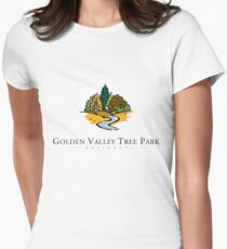 GVTP - Golden Valley Tree Park -T Shirt  Womens Fitted T-Shirt