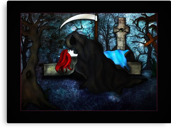 reaped & sewn by vampvamp