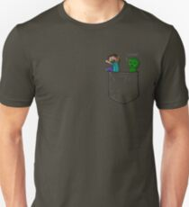 4e0f6f721 Little Pocket Creeper Slim Fit T-Shirt