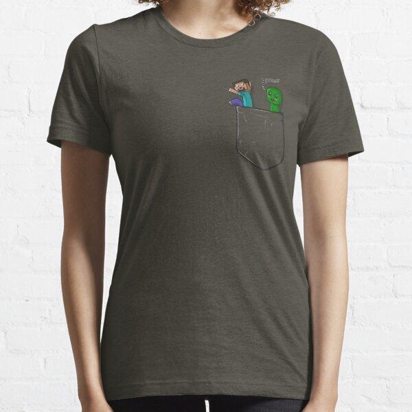 Little Pocket Creeper Essential T-Shirt