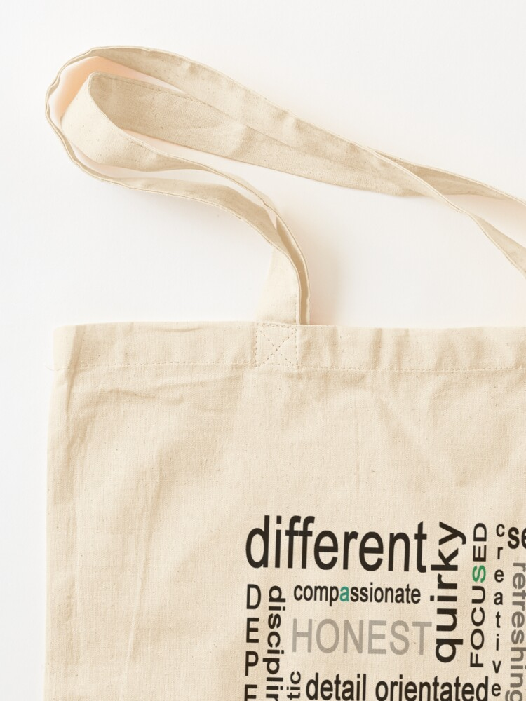 Alternate view of Colourful Asperger's Tote Bag
