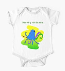 Blobby Octopus Kids Clothes