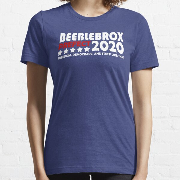 Beeblebrox-Prefect 2020 Essential T-Shirt