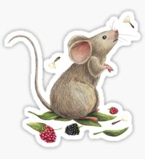 Little mouse Sticker