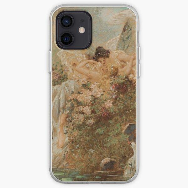 sapphic art 3 iPhone Soft Case