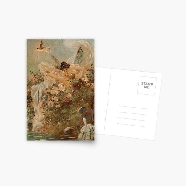 sapphic art 3 Postcard