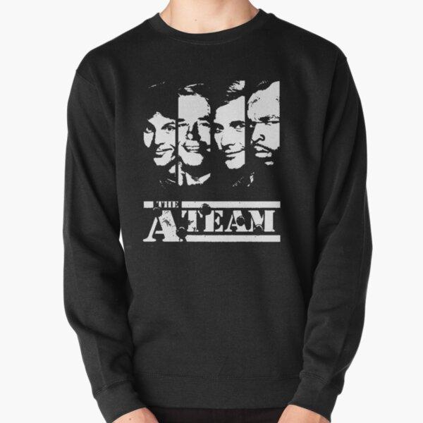 The Squad B&W Pullover Sweatshirt