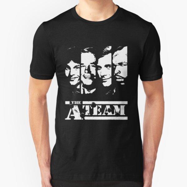 The Squad B&W Slim Fit T-Shirt