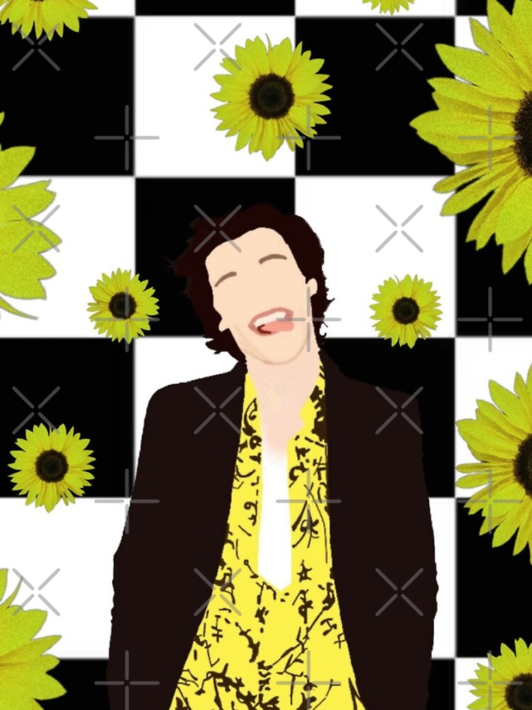 """""""Harry Styles Sunflower Vol. 6"""" iPhone Case & Cover by ..."""