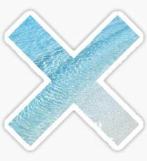 Tidal X. Sticker