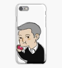 Cutiepie Lestrade iPhone Case/Skin