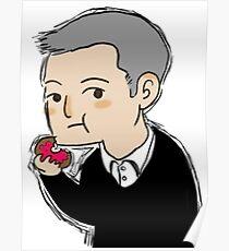 Cutiepie Lestrade Poster