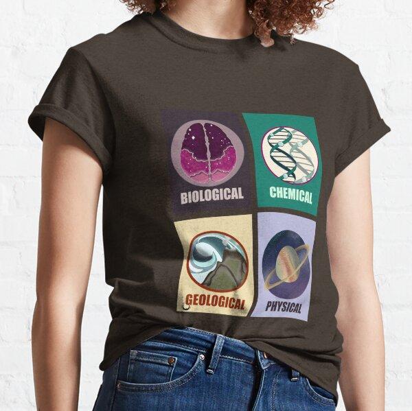 Science Fields Classic T-Shirt