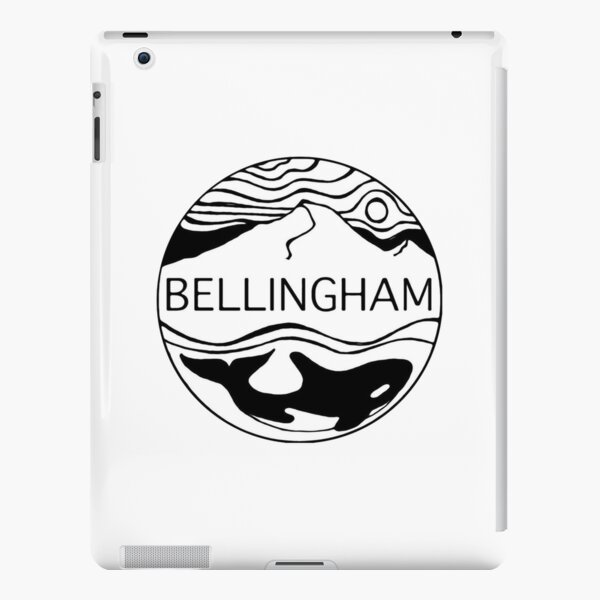 Killer Whale Bellingham Washington  iPad Snap Case