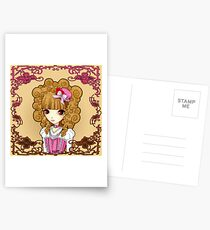 Lolita in Pink Postcards