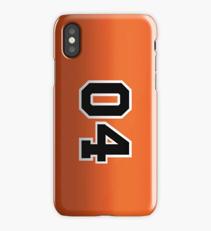 The General Lee iPhone Case