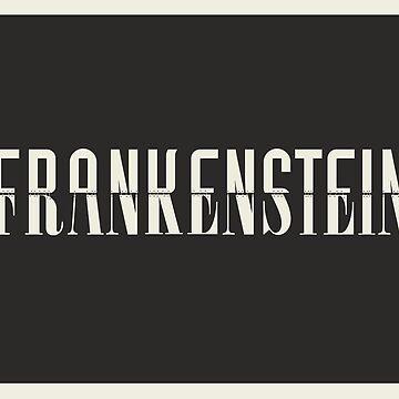 Frankenstein by brickhut