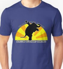 African Elephant Ranches Unisex T-Shirt