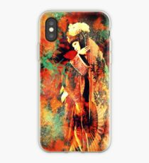 Geisha Girl iphone cover iPhone Case