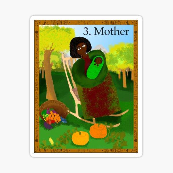 Mother Sticker