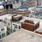 The Rooftops of Glasgow by biddumy