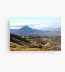 Schiehallion Metal Print