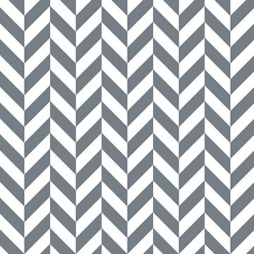 CoolGrey Offset Chevrons by ImageNugget