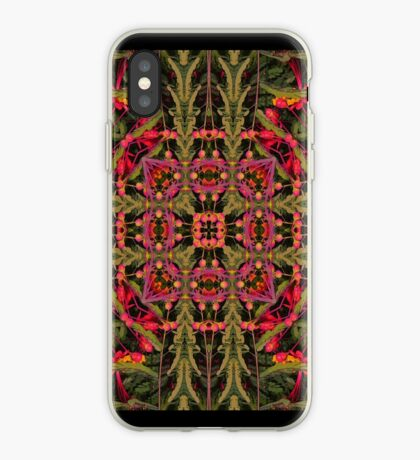 Fractal Garden for iPhone iPhone Case