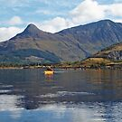 Reflective paddling by Fiona MacNab