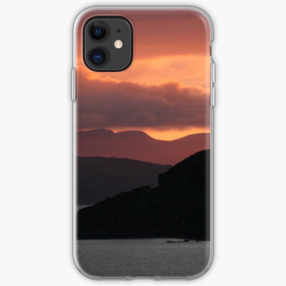 Sun glow iPhone Case & Cover