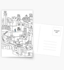 Romeo and Juliet Postcards