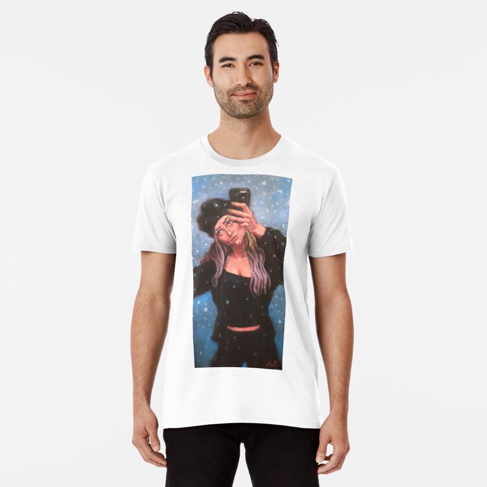 WINTER SELFIE Premium T-Shirt