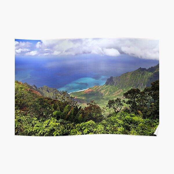 Famous Landscape  Poster