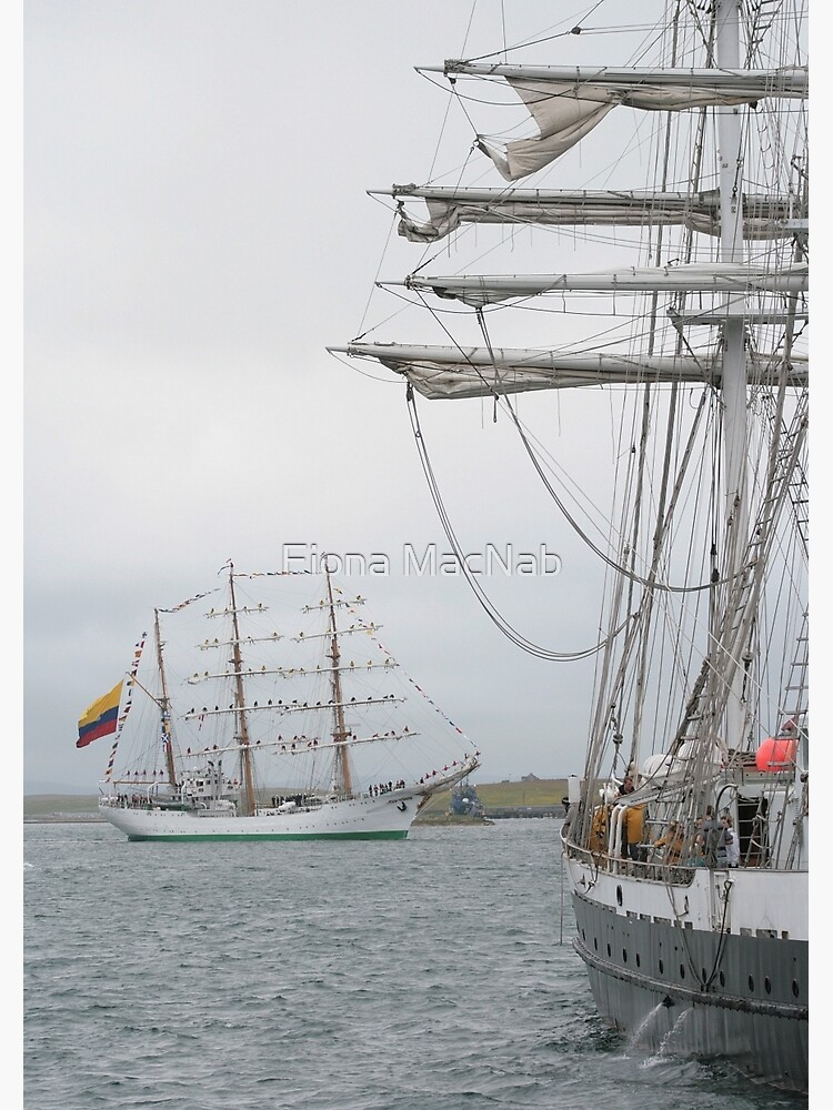 Setting Sail by orcadia