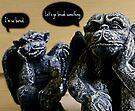 Why Gargoyles Go Bad by Scott Mitchell