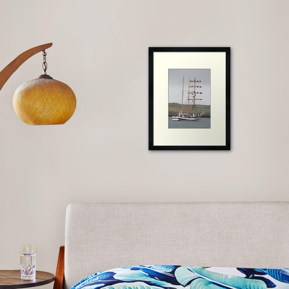 Pogoria Framed Art Print