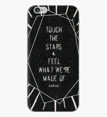 Touch the Stars iPhone Case