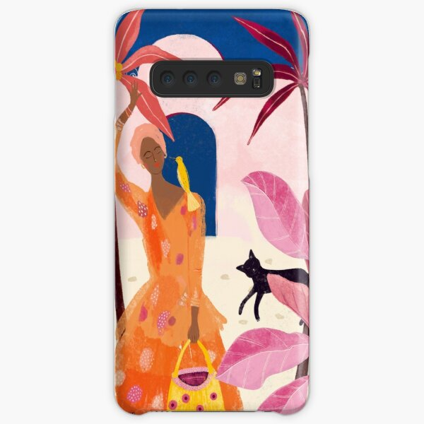 Exotic cat Samsung Galaxy Snap Case