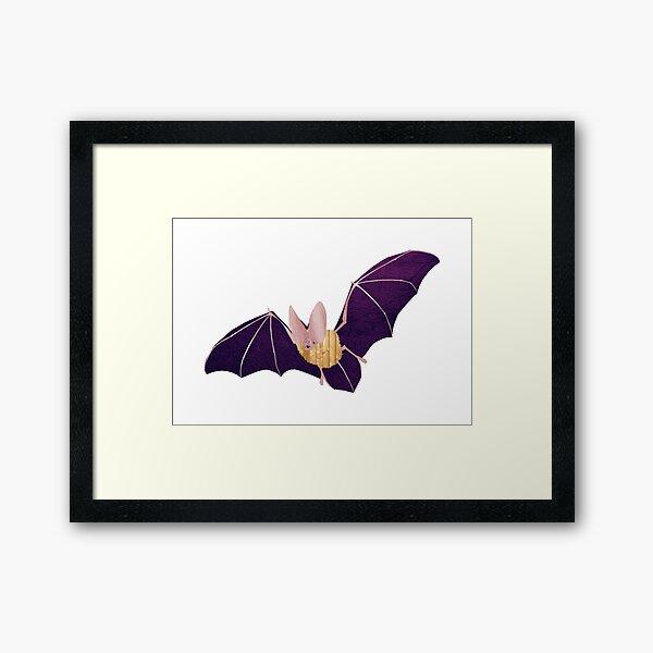 Bat - Laudea Martin Framed Art Print