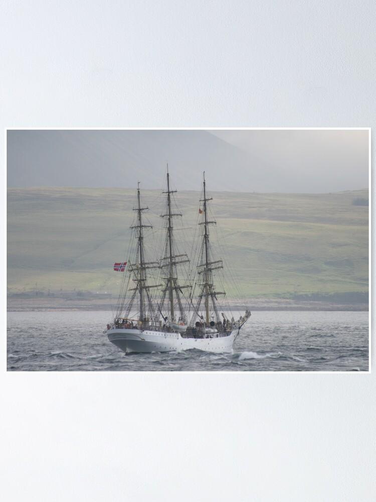 Alternate view of Sorlandet Poster