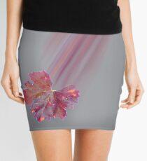 Fall. Mini Skirt