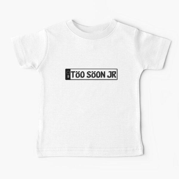 TooLoud Kawaii Easter Eggs No Text Infant T-Shirt Dark