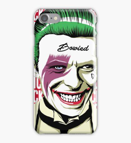 Rock'n'Roll Suicide iPhone Case/Skin