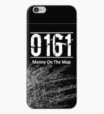 0161 Manny on the map - Bugzy malone iPhone Case