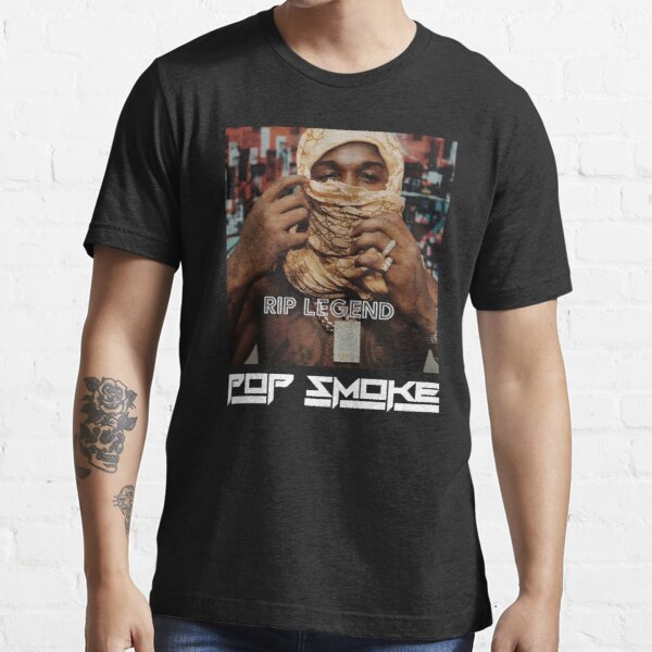 POP SMOKE MERCH Essential T-Shirt