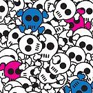 Skullz by icoradesign