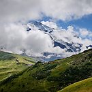 Kleine Scheidegg, Switzerland by Mark Howells-Mead